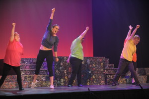 Students perform at The Sooner Theatre